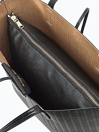 Borsa PATRIZIA PEPE Bag col. black/shiny gold