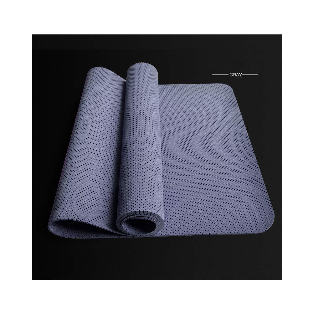 XBECO Alfombrilla de Yoga TPE de Doble Cara Antideslizante ...
