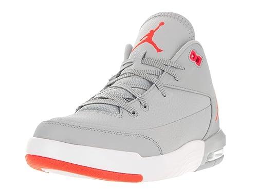 84447fd44c2b Nike Jordan Men s Jordan Flight Origin 3 Wolf Grey Infrared 23 White  Basketball Shoe 8.5 Men US  Amazon.ca  Shoes   Handbags
