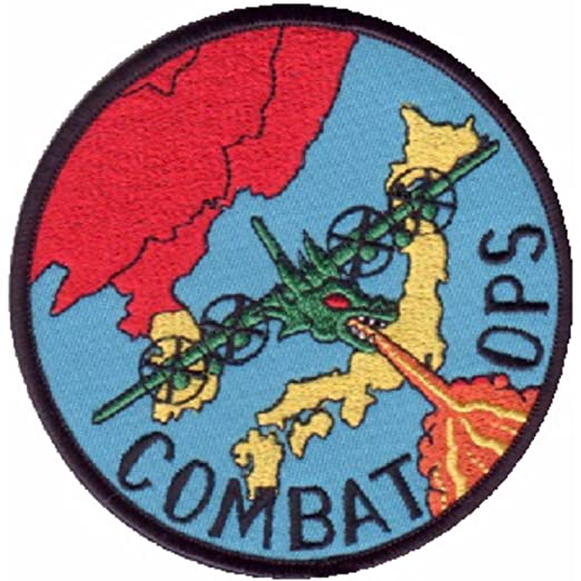 Amazon.com: 1st SOS Combat Ops Squadron Patch Puff The Magic ...