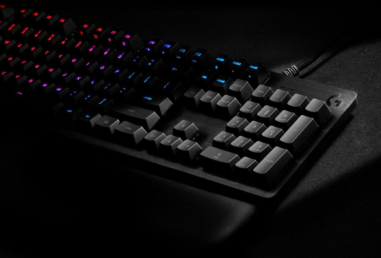 Logitech G513 Tastaturtest