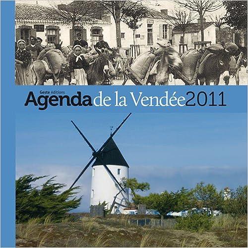 En ligne Agenda de la Vendée - 2011 pdf, epub ebook