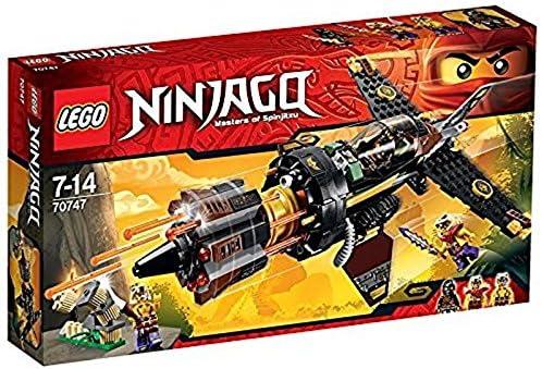 Lego Ninjago 70747 Coles Felsenbrecher