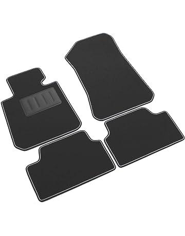 Il Tappeto Auto, SPRINT00300 - Alfombrillas de moqueta para Coche, Color Negro, Antideslizantes