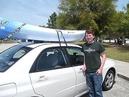 Attwood Car Top Kayak Carrier Kit Review