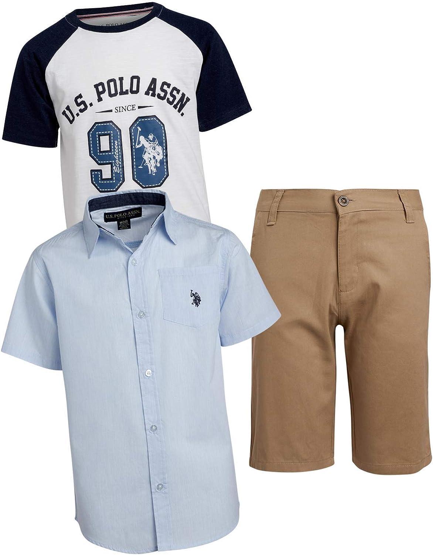 Boys Toddler Short Polo Assn U.S