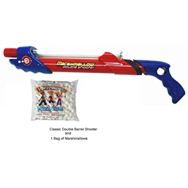 MFC Classic Double Barrel Shooter with 2 Bags of Marshmallows