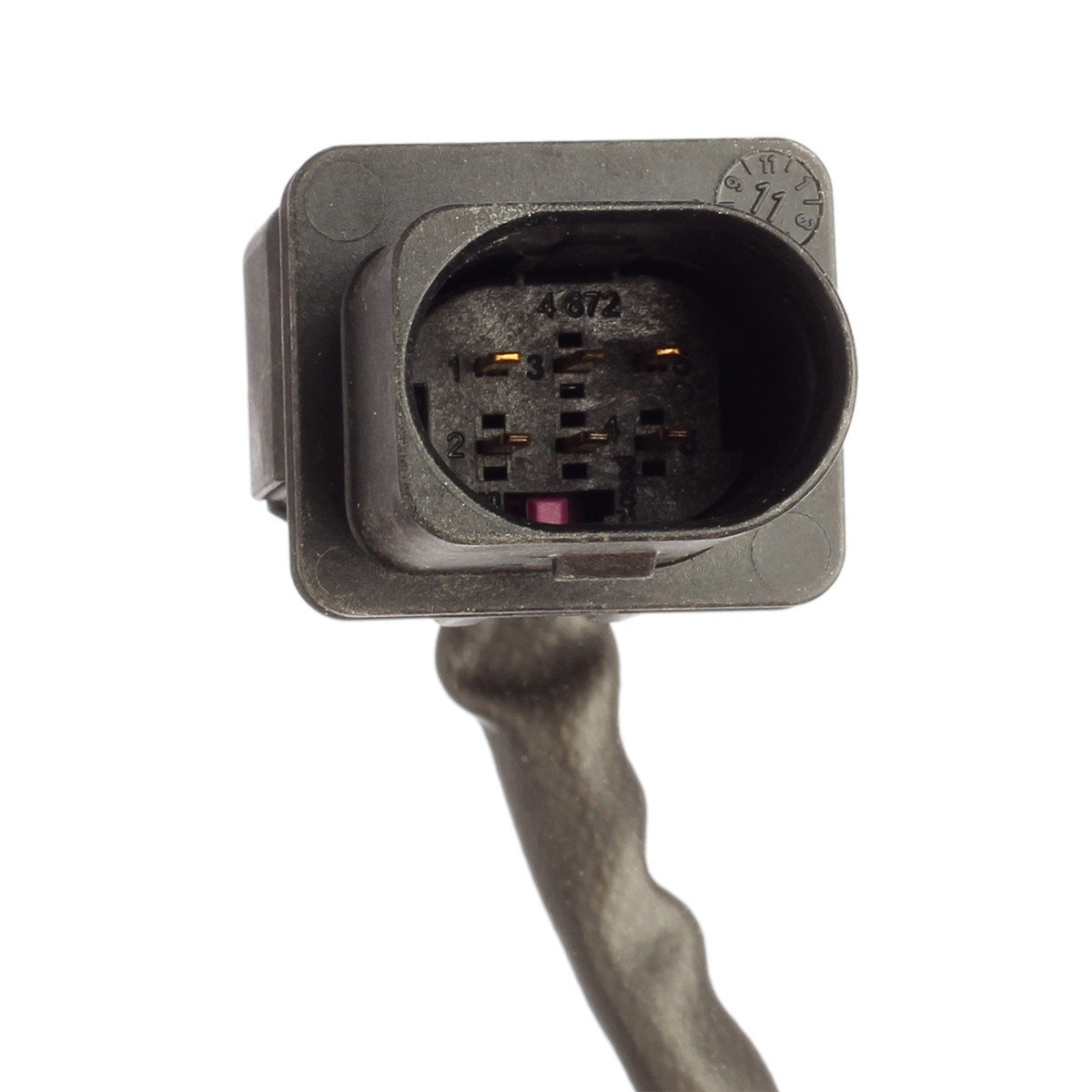 Kwiksen 4pcs After-Cat and Before-Cat Upstream//Downtream Compatible with Mercedes-Benz E350 Exc.4Matic V6-3.5L 2006-2009 Air Fuel Ratio Sensor /& Oxygen Sensor