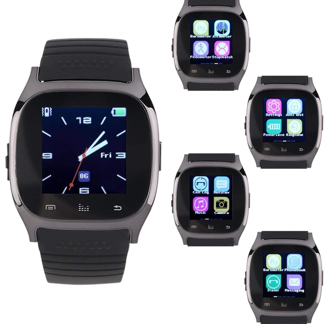 Candyboom La última actualización M26 Smartwatch inalámbrico ...