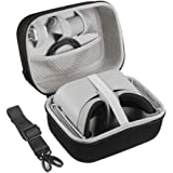 Hard case for Oculus Go, Oculus go case JSVER Carrying case for Oculus Go Virtual Reality Headset and Controllers Accessories