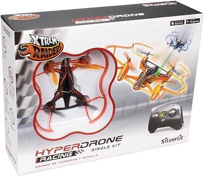 Opinión sobre World Brands- Hyper Drone Single Kit, Color Naranja (84780)