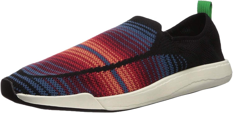 Sanuk Men's Chiba Quest Knit Sneaker