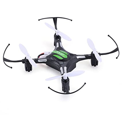 Ballylelly JJR / C H8 Mini 2.4G RC Drone Quadcopter con 2 baterías ...