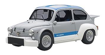 AUTOart 72642 – Fiat – Abarth 1000 TCR – Gris/Azul – Escala – 1