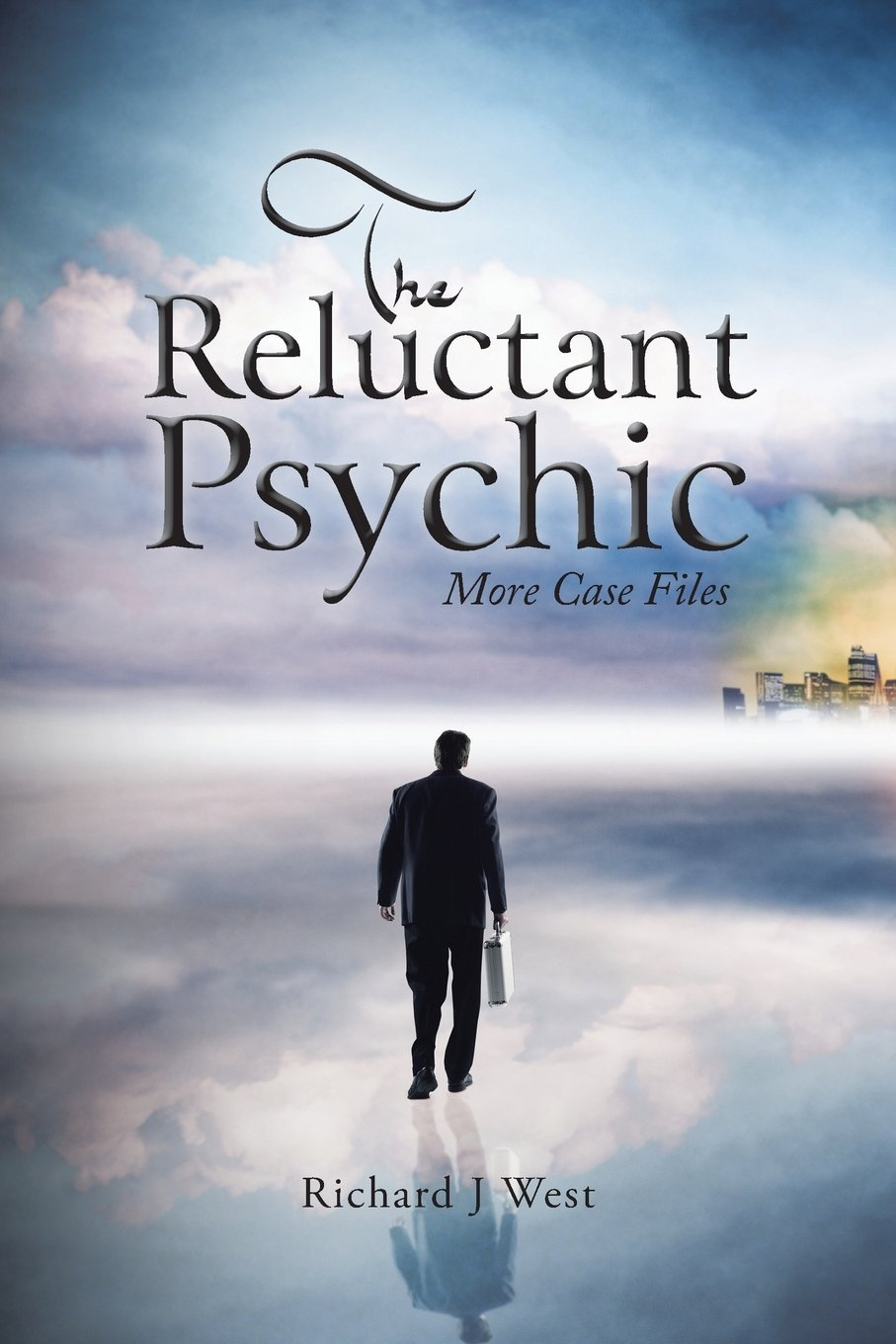Read Online The Reluctant Psychic: More Case Files pdf