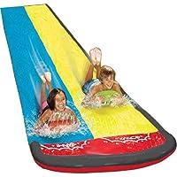 Tobogán acuático para niños, juguete de verano