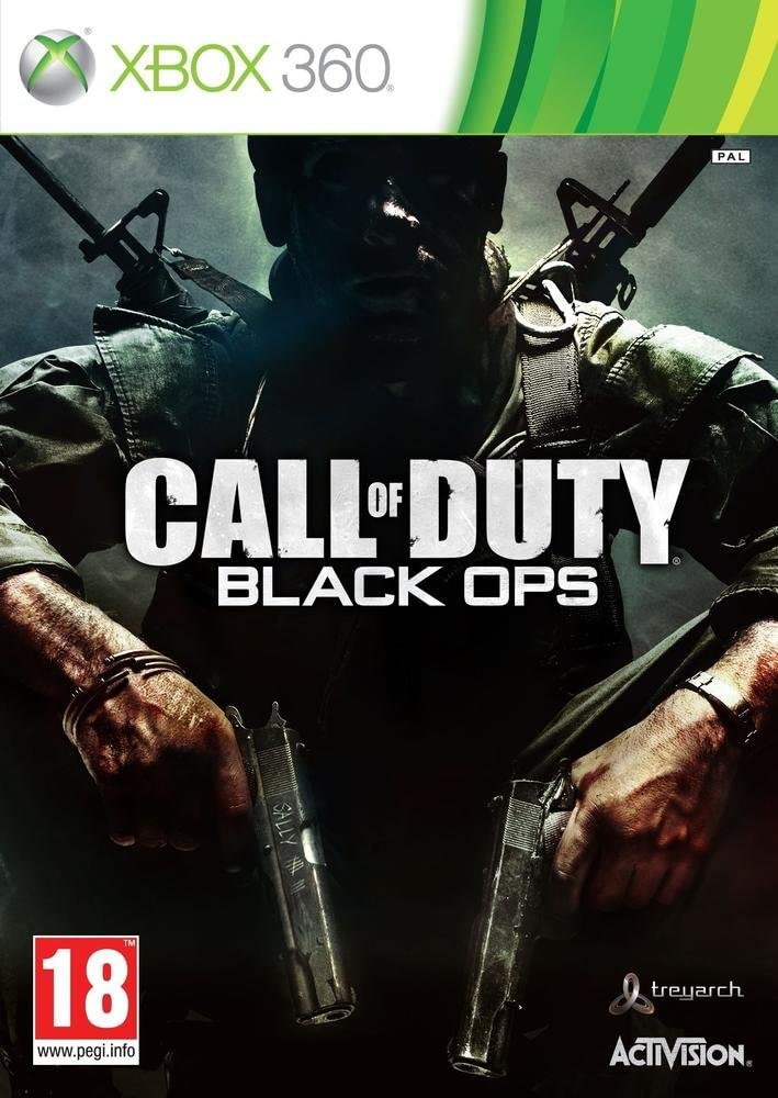 Call of Duty: Black Ops (Xbox 360) [Importación inglesa]: Amazon ...