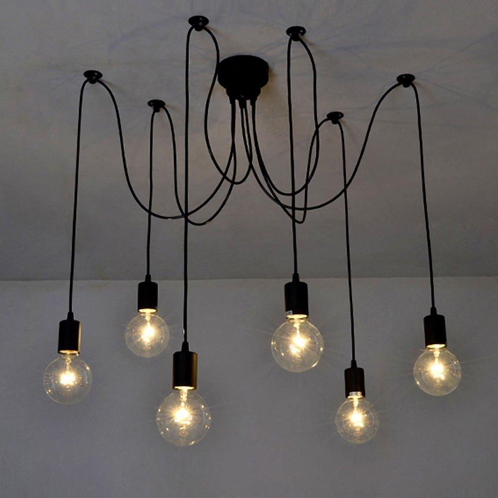 lixada luz lmpara del techo