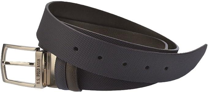 US POLO ASSN - Cinturón - para hombre navy X-Small : Amazon.es ...