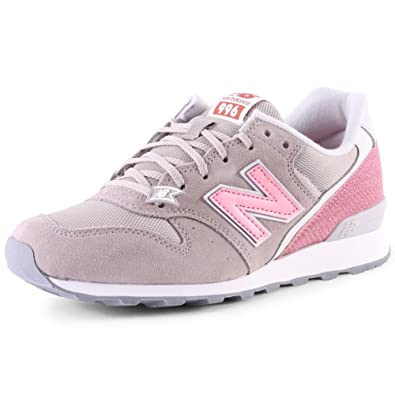 New Balance 996 Damen Sneaker Grau Gr. 41,5: Amazon.de: Schuhe ...