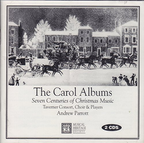 Carols Cd Album - The Carol Albums: Seven Centuries of Christmas Music