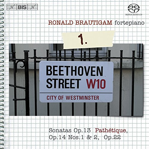 (Beethoven: Complete Works for Solo Piano, Vol. 1 - Sonatas Op. 13 'Pathetique', Op. 14 Nos. 1 & 2, Op. 22)