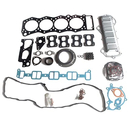 Amazon com: 4M51 4M51T Engine Gasket Kit for Mitsubishi Canter 4900