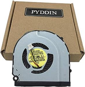 New CPU Cooling Fan for HP Pavilion DM4 DM4T DM4-3000 Series, DM4-3013 DM4-3024TX DM4-3025TX DM4-3013NR DM4-3050NR DM4-3052NR DM4-3055DX DM4-3070CA TPN-W101, 669934-001 669935-001