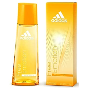 Adidas Free Emotion By Adidas for Women Eau-de-toilette Spray, 1.7 Ounce