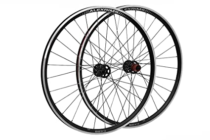 Raleigh Unisexs Front Disc Wheel Size 26 Black
