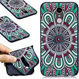 For LG K10 (2017) - ANGELLA-M Ultra Slim Flexible Soft Premium TPU Gel Silicone Bumper Case for LG K10 (2017) / LG LV 5 / LG X400 / LG M250N - HDMH