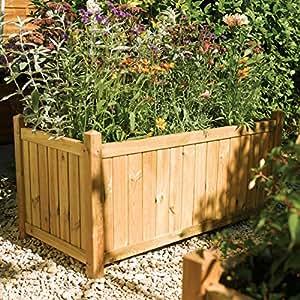 Bosmere A064 Rowlinson Wood Planter