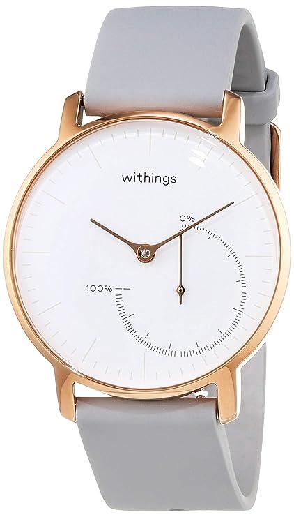 Withings Steel Reloj, Unisex Adulto