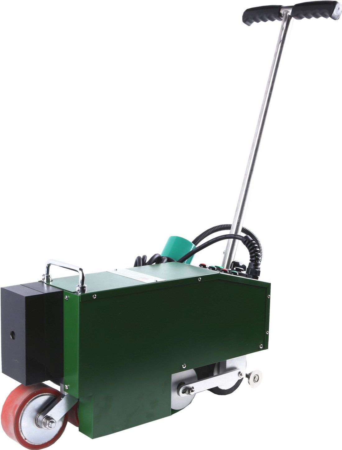TPO PVC Roof Waterproofing Membrane Hot Air Welding Machine with Blushless Air Blower
