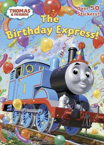 The Birthday Express! (Thomas & Friends)