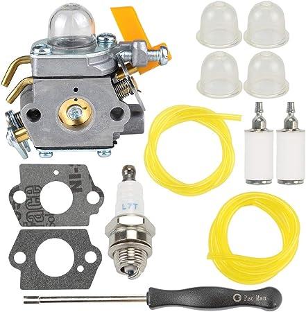Carburetor For Homelite 308054013 RY39500 RY26000 26cc Hedge Trimmer RY52014