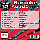 All Star Karaoke Pop and Country Series (ASK-1311A)
