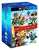 LEGO Chima: The Complete Seasons 1 & 2 (8-Disc Box Set) (Slipcase Packaging + Fully Packaged Import)