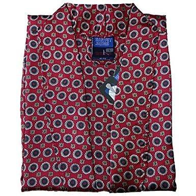camicia da notte pigiama satin kimono Vestaglia da uomo in raso