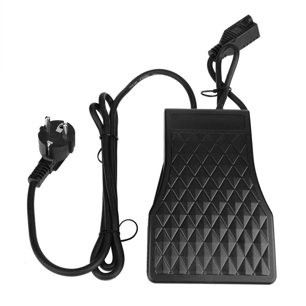 Amoladora de eje flexible resistente y duradero 53 piezas//juego Velocidades variables Rotary el/éctrico Juego de amoladora de eje flexible con pedal 800-23000 RPM 0.3-4.0MM