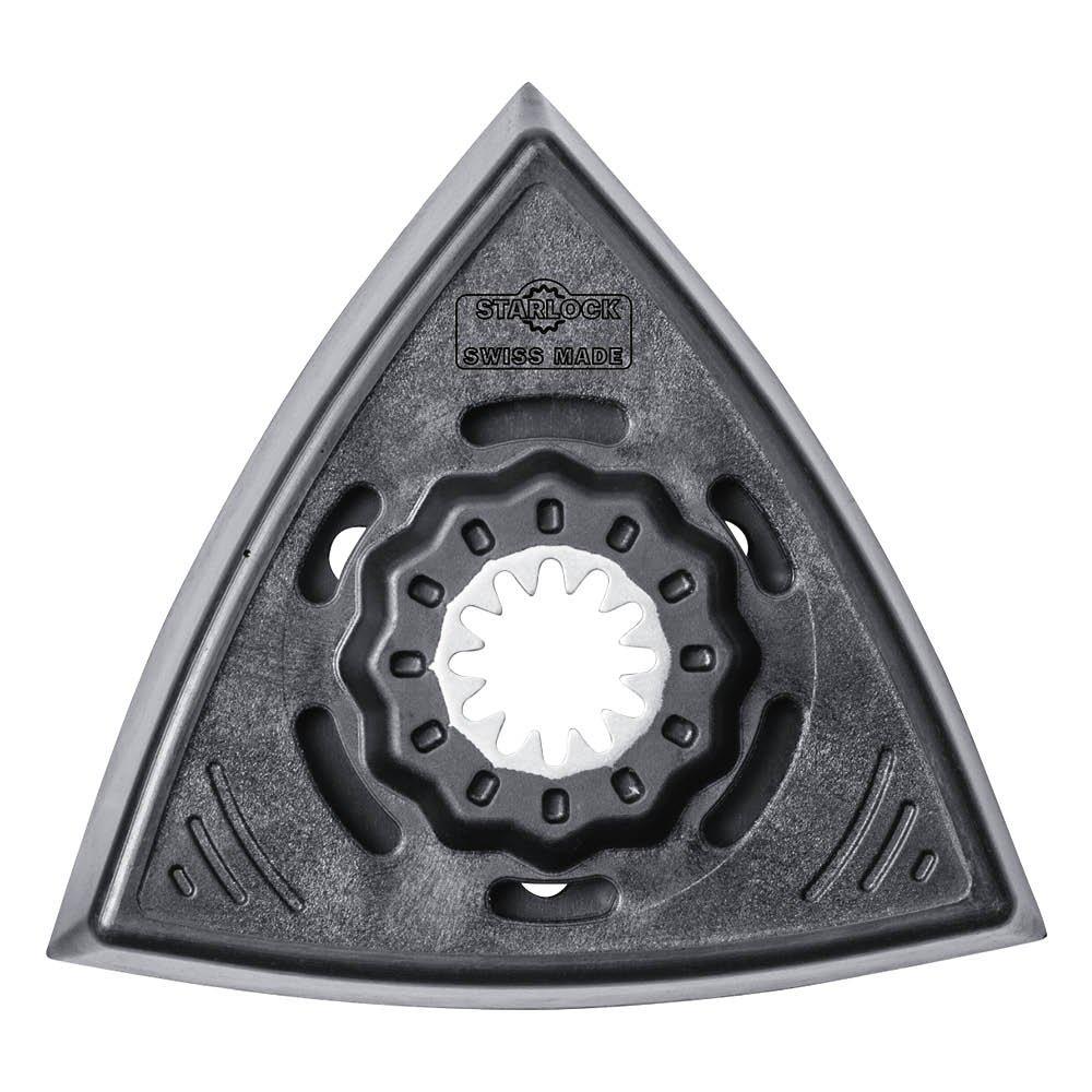 CMT OMF136-X1 Piastra Perforata per Levigatura, Grigio