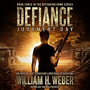 Defiance: Judgment Day Audiobook