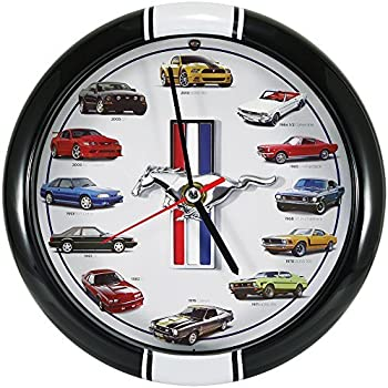 Amazon Com History Of The Ford Mustang Classic Cars 8