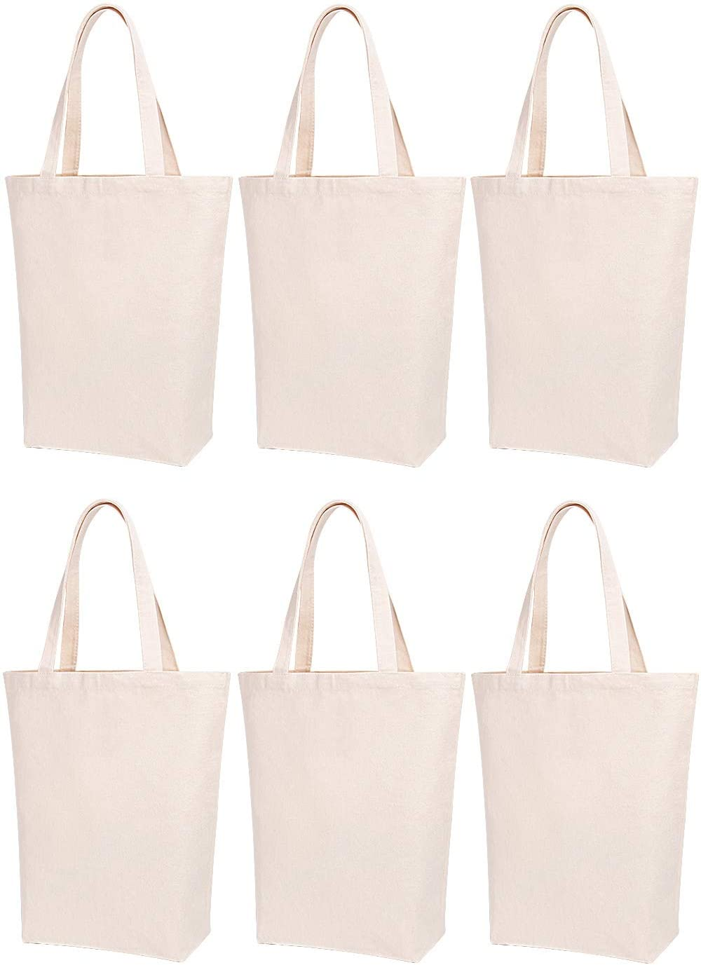 Don/'t Doubt Yourself Canvas Tote Bag 4 colors