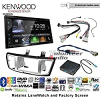 Volunteer Audio Kenwood Excelon DDX6904S Double Din Radio Install Kit with Satellite Bluetooth & HD Radio Fits 2013-2017 Honda Accord