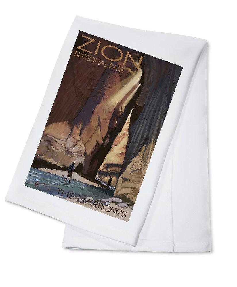 当店だけの限定モデル ザイオン国立公園 – Towel The Narrows Cotton 12 x 18 B0184BTFXY Metal Sign LANT-31062-12x18M B0184BTFXY Cotton Towel Cotton Towel, グッドライフコート:f9fca80f --- 4x4.lt