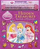 Disney Princess Hidden Treasures Storybook and Wondertube, Reader's Digest Editors and Ruth Koeppel, 0794417701