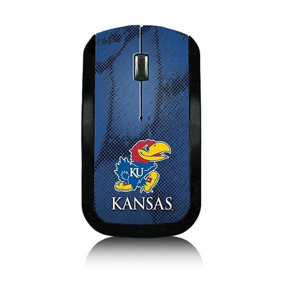 Kansas Jayhawks Wireless USB Mouse NCAA