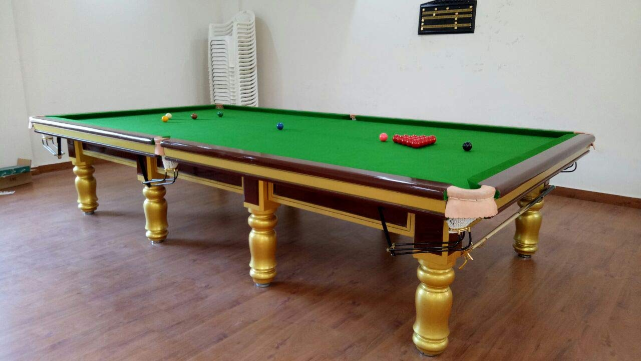 Buy 21 BALLS Snooker Table (Size: 6X12 Ft). Online at Low Prices