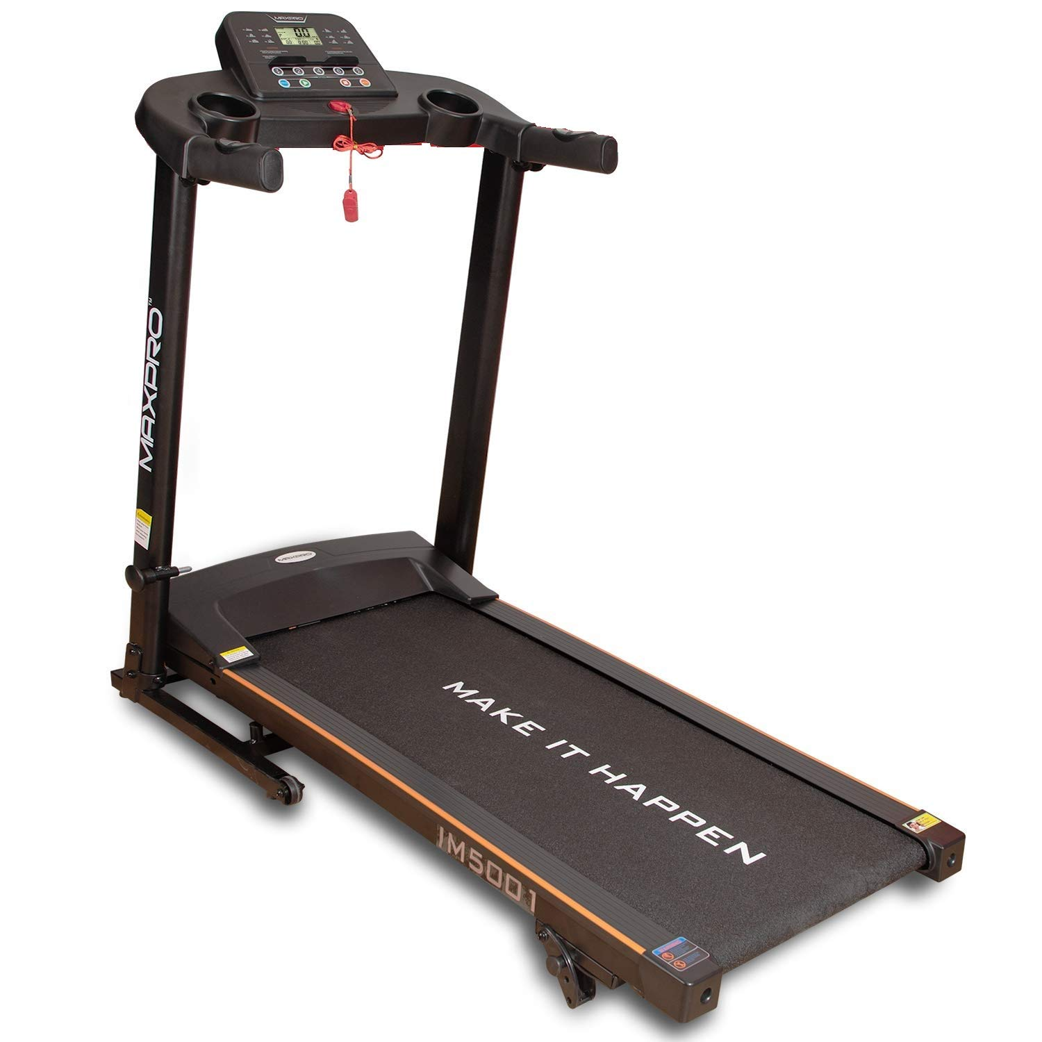 WELCARE Folding Treadmill IM5001 (1.5HP) review